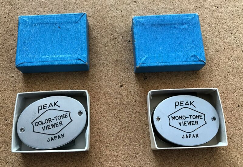 Peak Color-Tone & Mono-Tone Viewer Bundle