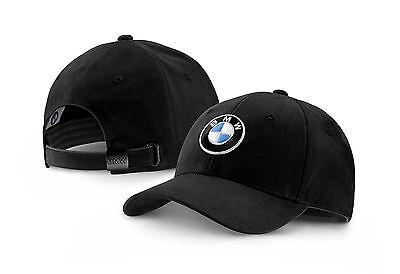 BMW Cap Basecap schwarz ***NEU/OVP***