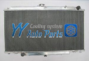 Nissan Patrol GU Y61 4.2L Tourbo Diesel Aluminium Radiator 3Core Manual
