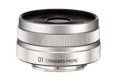Pentax -01 Standard Prime für Pentax Q Halterung W/Tracking # Neu aus Japan