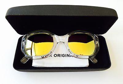 Kirk Originals Limited Edition Gold Lensed Women's Sunglasses (£295) NEW/UNWORN