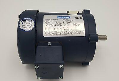 WORLDWIDE ELECTRIC ATJ1.5-36-56CB AC MOTOR 1.5HP 208-230//460VAC 65C FRAME