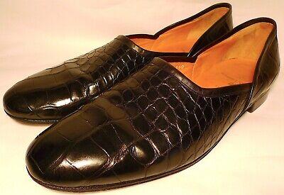 Polo Ralph Lauren Alligator Evening Slip-On Mens Shoes - Size 11.5 D