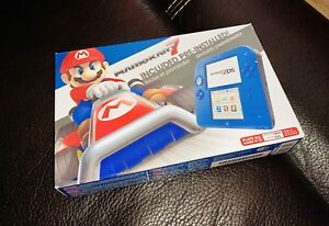 NEW SEALED Nintendo 2DS Mario Kart 7