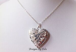 UK Sterling Silver 925 Necklace with