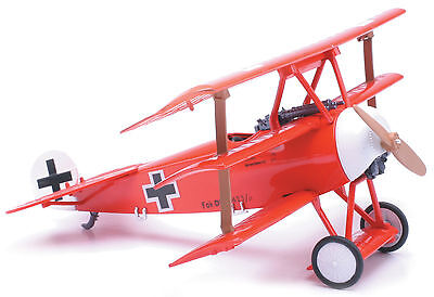 German Fokker DR.1 Classic Model Kit: The Red Baron German Triplane  NEW Fokker Dr1 Triplane