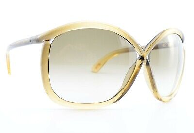 Tom Ford Sunglasses CharlieTF201 98P 64 12 120 Butterfly Sun c2011+ D&g Case