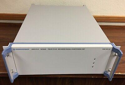 Rohde Schwarz Ascu-f4-9 Wcdma Fdd Iv-ix Ue Advanced Signal Conditioning Unit
