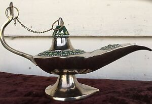 Genie Lamp Silver Plated Traralgon Latrobe Valley Preview