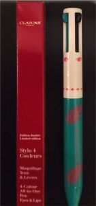 Clarins Make-Up Pen. 4 in 1. (Eyes & Lips) - New