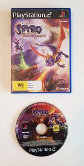 The Legend of Spyro: Dawn of The Dragon PS2 Game