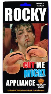 Makeup Cut Me Mick Face Eyes Movie Rocky Balboa Appliances UFC Mens Costume - Eye Makeup Halloween Men