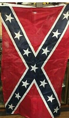 "Confederate ""Historically Significant"" Flag - 3 X 5 Ft - New!! Limited Quantity"
