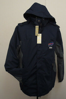 BUFFALO BILLS MENS 3 IN 1 DUNBROOKE JACKET COAT NFL FOOTBALL WINTER WATERPROOF