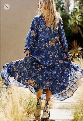 NWT Spell & The Gypsy Aurora Boho Dress, S, (Spell Apparel)