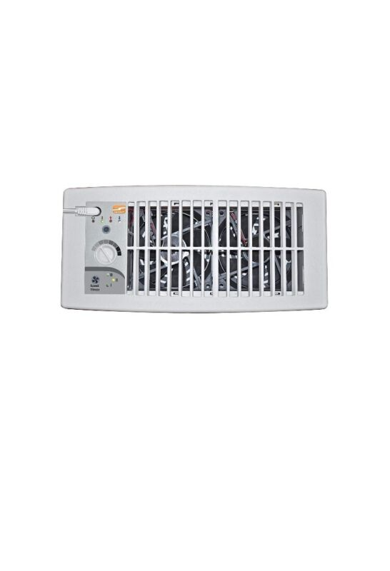 Suncourt Register Booster - Flush Kit - Hc500W - White
