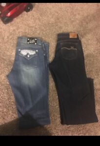 Tommy & silver jeans