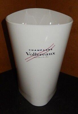 VOLLEREAUX CHAMPAGNE ICE BUCKET - PLASTIC (Plastic Champagne Bucket)