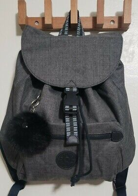 Kipling Small Keeper Backpack, Jeans Grey, NWOT