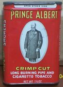 Prince Albert Tobacco Tin