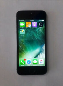 iPhone 5S excellentcondition 16g