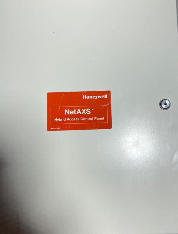 Honeywell Access Control NetAXS NX4S1 Four Door Panel