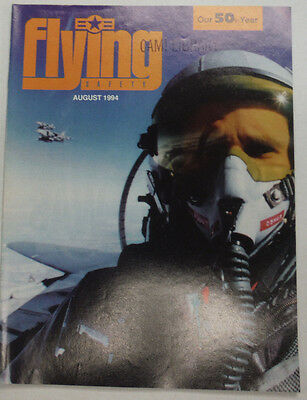 Flying Safety Magazine Amc Rodeo 94 Fatigue Management August 1994 Fal 053015R
