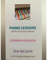 Piano Lessons for Children, Teens & Adults