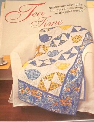 2008 Quick Quilts Dog Bed & Coat Dinosaur Quilt Pincushion Tea time market bag