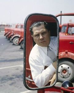 JIMMY HOFFA 8X10 PHOTO TEAMSTER LEADER TRADE UNION PICTURE