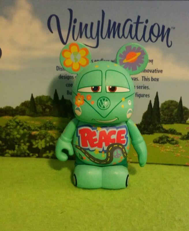 "DISNEY Park Vinylmation 3"" Set 1 Pixar Fillmore from Cars"