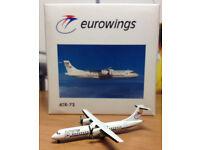 NEW HERPA WINGS 501866 AIRBUS INDUSTRIE A300 SCALE 1:500 MIB NIB RARE MODEL MINT