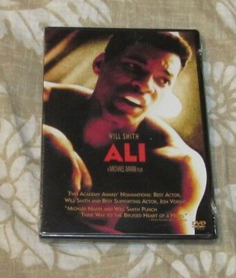 Ali Will Smith Dvd Brand New Free Shipping