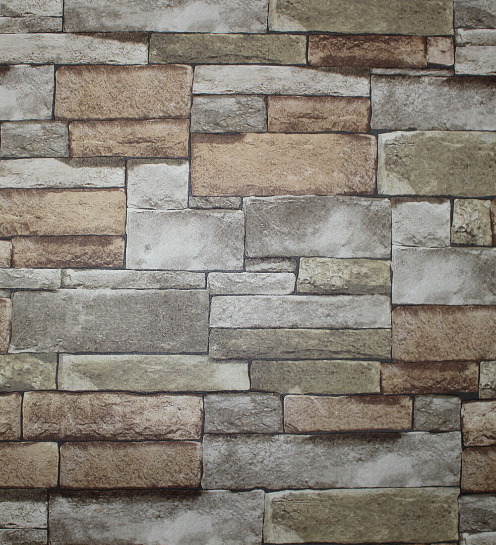 faux brick wallpaper9 - photo #46