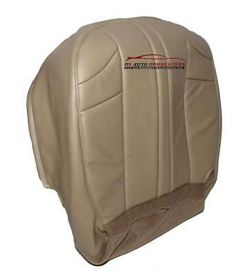 02-07 Jeep Grand Cherokee Driver Side Bottom Replacement Seat Cover Vinyl