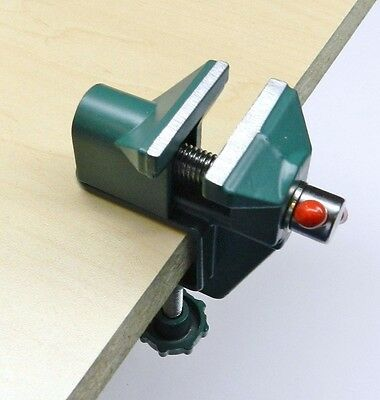 Mini Vise Bench Tool Swivel Lock Clamp 1-12 Vise Miniature Made Of Aluminum