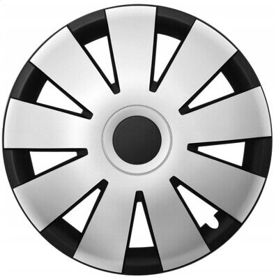 """SET OF 4 16/"""" WHEEL TRIMS TO FIT VW TRANSPORTER T4 FREE GIFT #E"""
