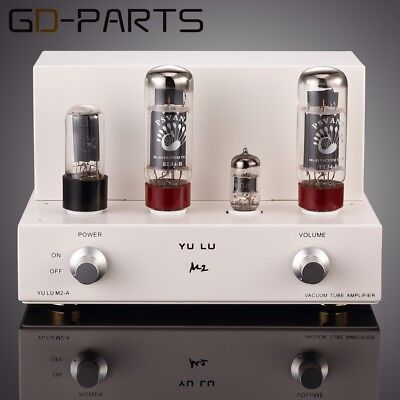 Gd Parts Stereo Single End El34 Tube Amplifier Class A Hifi Integrated Tube Amp