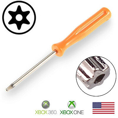 T8 Torx Security Screwdriver for XBOX 360 Controller - Brand New USA