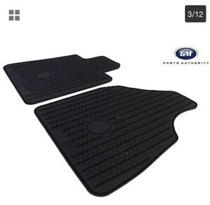Buick Enclave Premium All Weather Mats