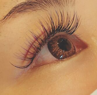 Quality eyelash extensions unlimited for $49!