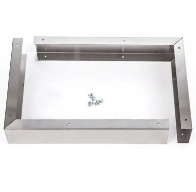 30' Trim Kit Stainless Steel - NEW MWFILKTSS ELECTROLUX 36