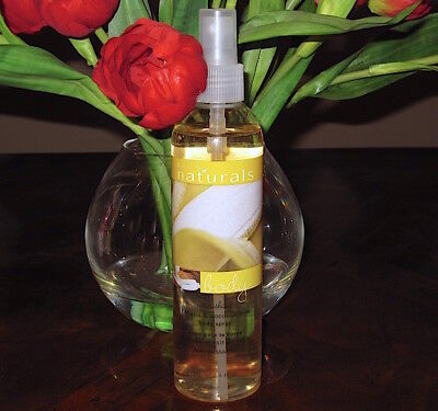 Avon Banana (Avon (Qty 2) Naturals BANANA & COCONUT MILK Nourishing Body Spray ~ 8.4 fl oz )