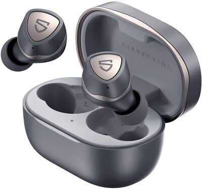 SoundPEATS Sonic Wireless Earbuds in-Ear Bluetooth Headphone, Bluetooth 5.2 Earb