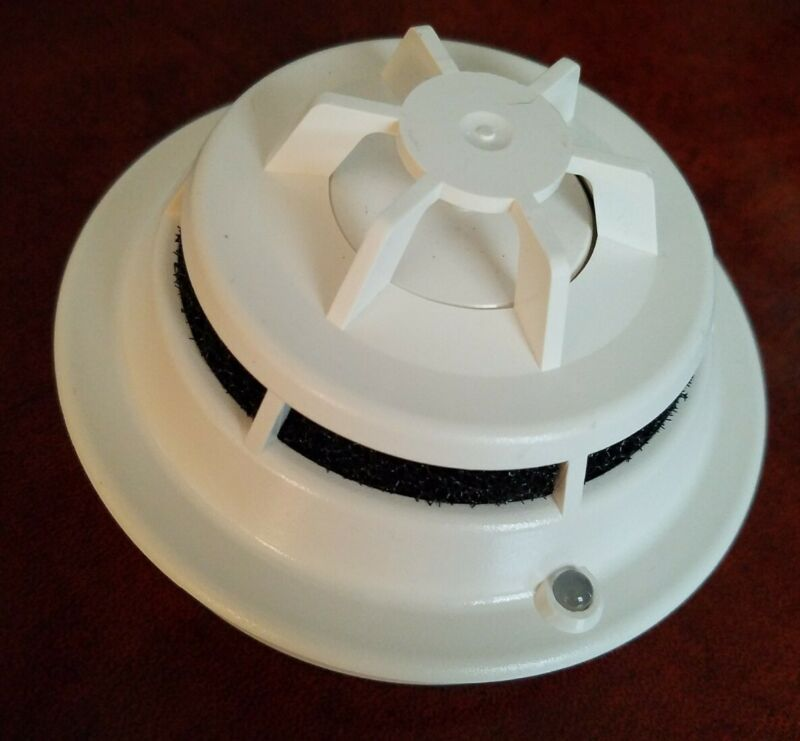FARADAY 8710/8713.. SMOKE HEAT Combo DETECTOR EUC!!
