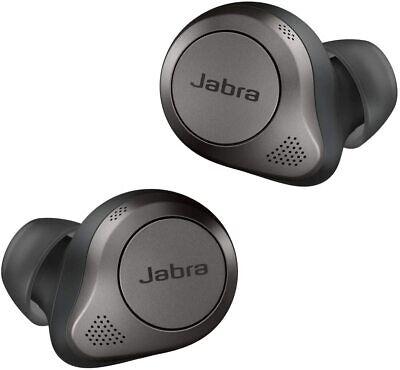 Jabra Elite 85t True Wireless Earbuds - Jabra Advanced Active Noise Cancellation