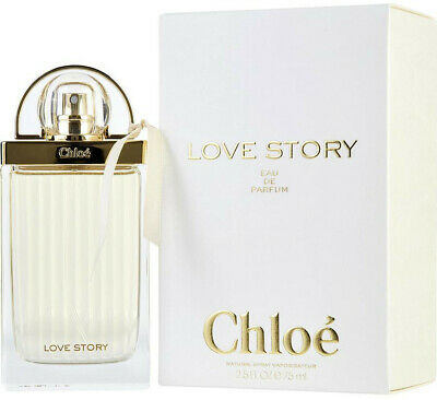 LOVE STORY by Chloe perfume for women EDP 2.5 oz New in Box