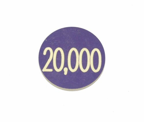 Lammers Buttons 20,000 20k Gambling Poker Lot 14 Chips