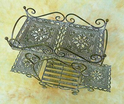 SUPER Etagere Beistelltisch Blumenständer Tisch 0942459-Cb