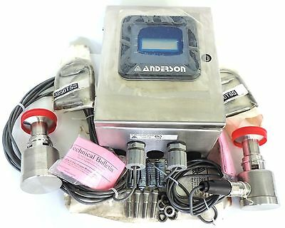 Anderson Instrument Td110079000003600 Differential Level Transmitter Wsensors